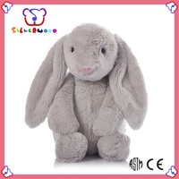 Over 20 years experience factory supply soft cute custom bunny stuffed animals