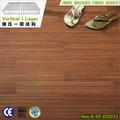 15mm Dark Oak Color Matt Finish vertical wire brushed bamboo floor products hot sale 2013