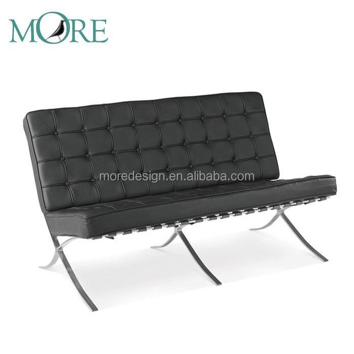 Barcelona Chair/Two Seater Barcelona Sofa/3 seater sofa
