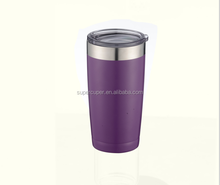 double wall stainless steel travel mugs portable coffee container stainless steel sport bottle