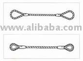 sling wire rope bluestrand