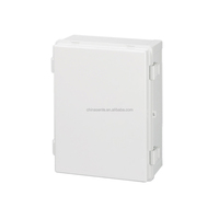 CHSENTE Battery IP65 Enclosure Waterproof Hinged Plastic Box