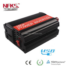150W Power Supply Inverter 12V 24V DC to AC Inverter Power Supply
