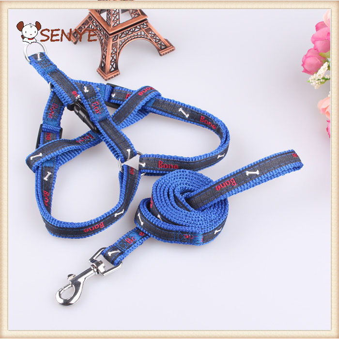china factory develop walk easy dog harness front lead no pull harness attaching strong leash for dogs S M L for different breed