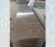 Natural Stone Good Quality Polished Red G687 Granite Slab