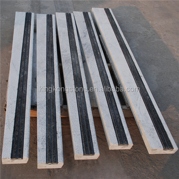 China factory wholesale snow white marble steps