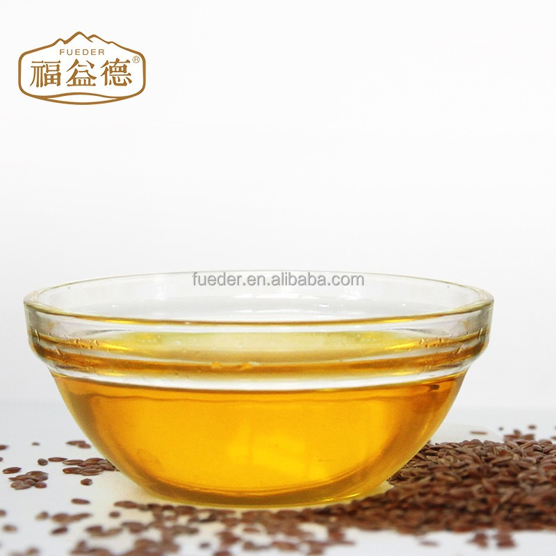 High Quality Factory Price Bulk Flax Seed Oil Flaxseed oil butterfly corn coconut oil
