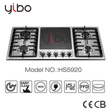 Factory supply ckd/skd gas stove with best quality and low price