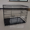 Top 10 ebay sales high quality 2 doors metal dog cage