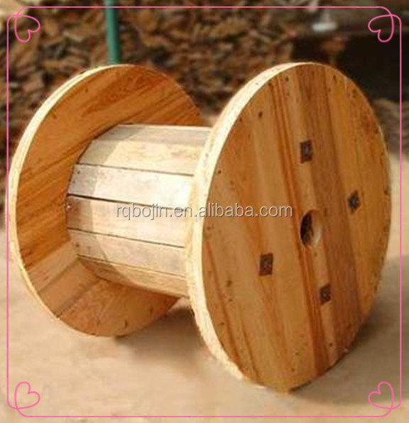Large wooden cable spools for sale buy large wooden for Large photos for sale