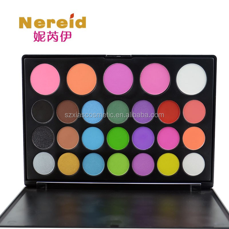 26 Color Eyeshadow and Blush Palette