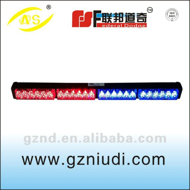AS-604 4-head Auto LED Emergency Light for Police