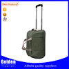 High quality waterproof materials trolley bag small size duflle travel bag