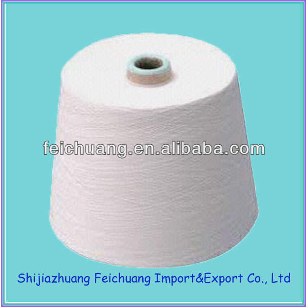 100% Cotton yarn combed 32s 40s 60s 80s