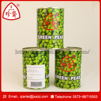 Canned Fresh Green Peas 2 Years Shelf life
