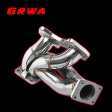 T4/T04 TD07 TURBO/CHARGER MANIFOLD EXHAUST 93-98 MAZDA RX7 FD3S FD S6-S7 13B-REW