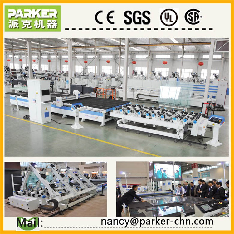 Hot-sale and Good Quality CNC Glass Tilting and Breaking Table