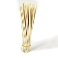 Wholesale Custom Thin Bamboo Skewer Stick for BBQ