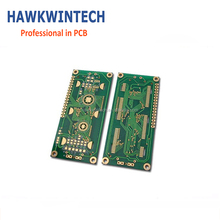 PWB PCB Immersion Gold Watches Automatic Printed Circuit Board Assembly Components