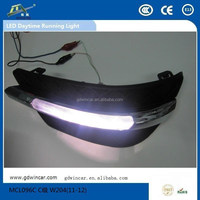 Factory Top Quality Auto Led Lamp Benz C Class W204 LED Day time Running Light(2011-2012)