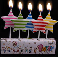 2018 Birthday Cake Candles Happy Birthday Funny Cake Candles For Kids