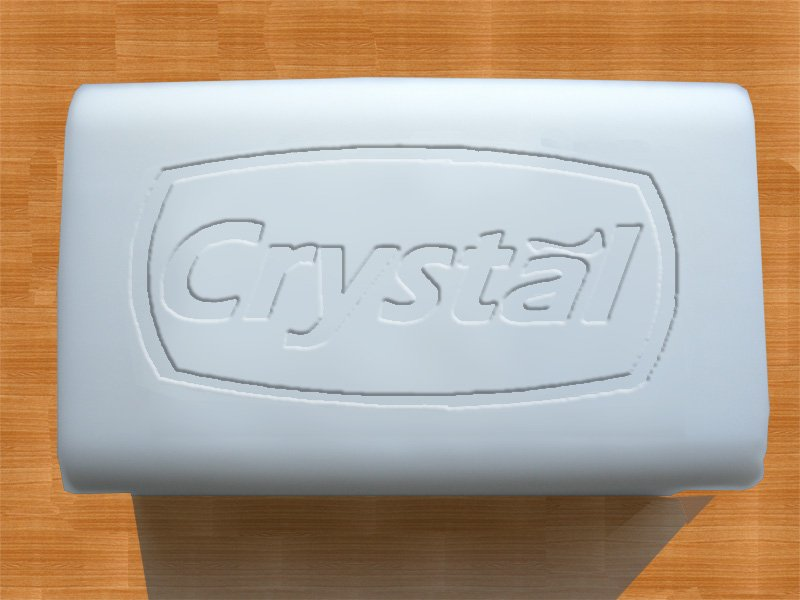 CRYSTAL Brand Bleach Laundry soap
