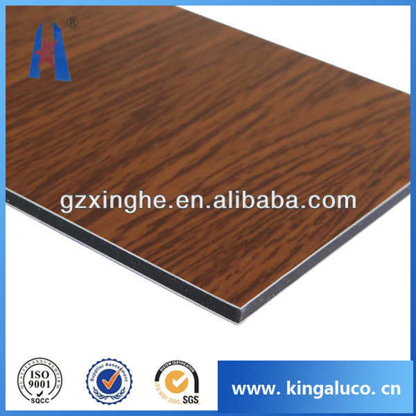 black walnut exterior wood plastic composite wall cladding panels