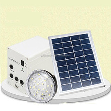 Home Solar Kit / Solar Home Kit / Solar Power Kit 5w With Abs Controller Box