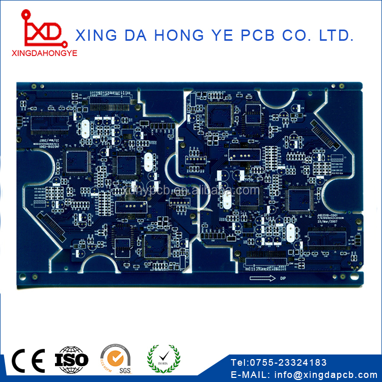 Full certification samsung galaxy s4 pcb manufacture in china