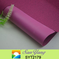Hot selling!!! elastic waterproof 600d nylon fabric Woven jacquard Oxford cloth