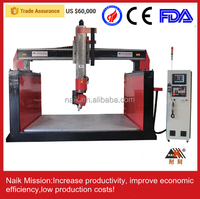 2013 HOT HOT HOT SALE!! homemade 5 axis cnc