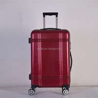 Unique Hard Shell PC Trolley Travel