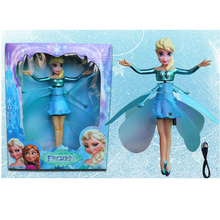 Hot sale RC snow fairy flying ball induction for kid