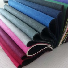 Factory thin neoprene rubber sheet 3mm with fabric for wetsuit