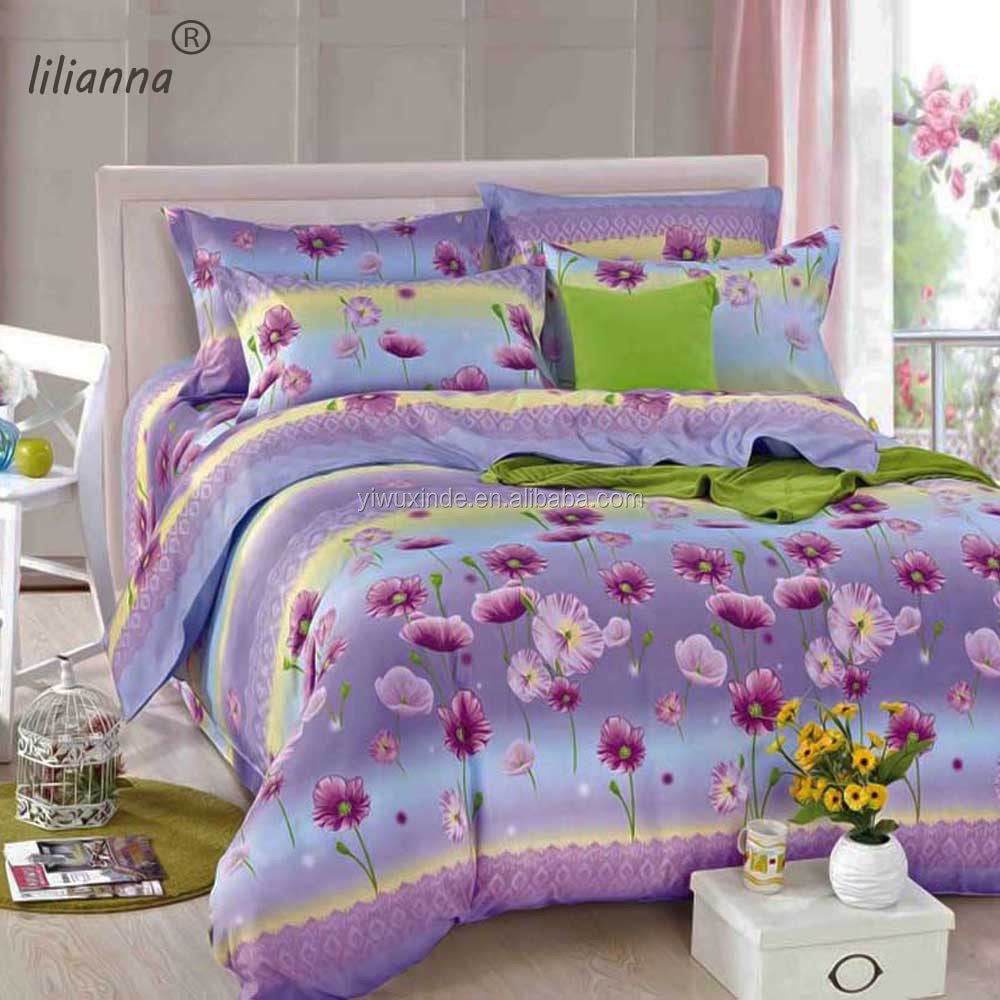 6 pcs bedding sets for home cool and soft