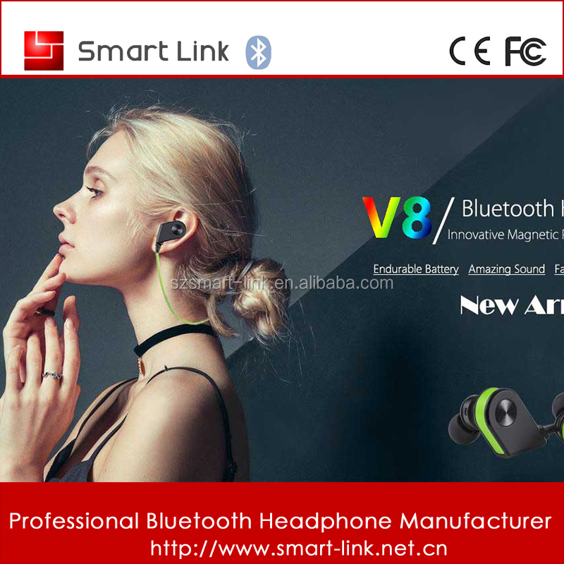 Hot Selling Universal Wireless Import Mobile Phone Accessories Sports Bluetooth Headphone