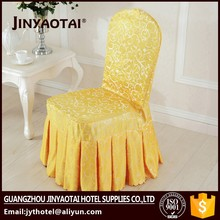 Guangzhou wholesale rose red spandex chair covers for metal folding chairs