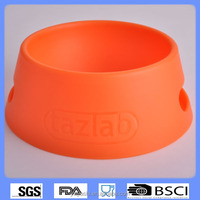 Wholesale Yiwu Factory Personalized pet food feeder silicone dog bowl