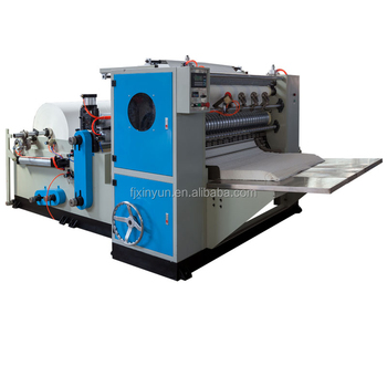 Automatic N Folded Hand Towel Paper Machine