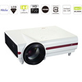 CRE X1500 Digital Projector Type and 4000:1 Contrast Ratio HD LED Portable Video Projector for Business Education and Home Use