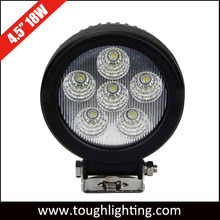Durable PC Lens Single Bulb Led Driving Lights 4WD