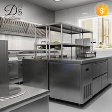 Professional Factory Industrial Fast Food Restaurant Hotel Commercial Kitchen Equipment For Sale