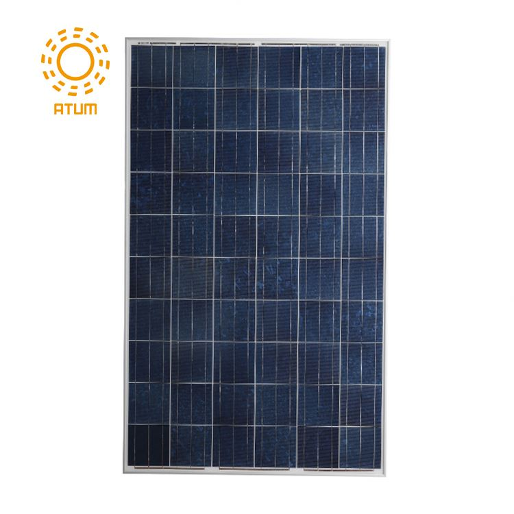 New products factory direct sale amorphous solar panel 250w