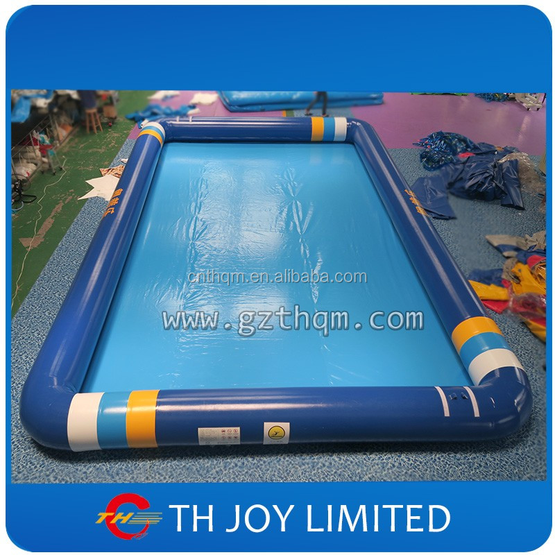 Gonflable piscine pour adultes g ant gonflable piscine - Piscine gonflable rectangulaire adulte ...