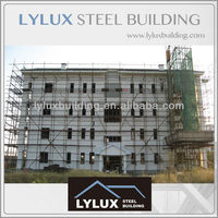 Construction Real Estate Residential Building Prefabricated