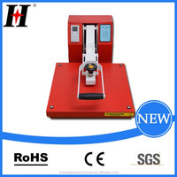High Pressure Heat Press Machine For Printing QX-AA2 Label to Stich on Clothes
