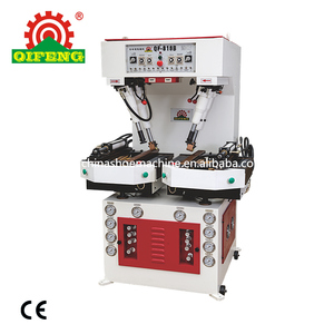 Heavy duty walled type QF-818B sole pressing machine for shoes machine