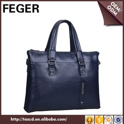slim briefcase genuine leather conference bags real leather bags mens
