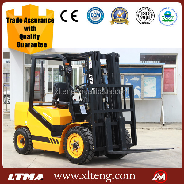 new 3 ton diesel forklift specification similar to toyota forklift price
