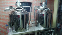 Shandong Shendong New Condition high quality commercial 100l small beer brewing equipment for pub/restaurant/bar for sale